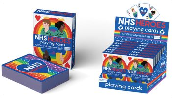 Cartamundi, NHS Heroes Playing Cards