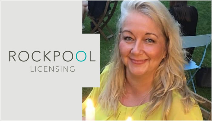 Vickie O'Malley, Rockpool Licensing