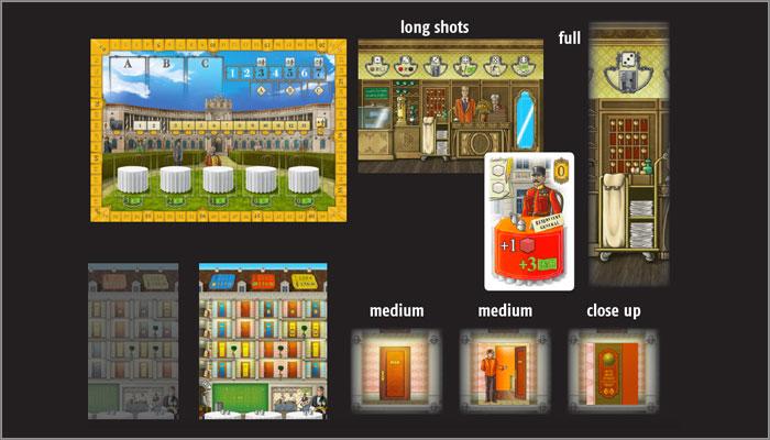 Klemens Franz, Lookout Games, Art of Asmodee