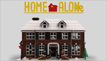 LEGO Seinfeld and Home Alone