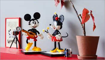 Mickey Mouse, LEGO