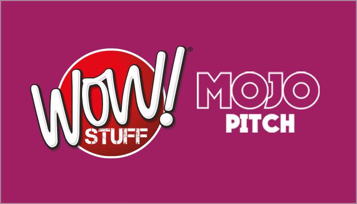 Wow! Stuff, Mojo Pitch