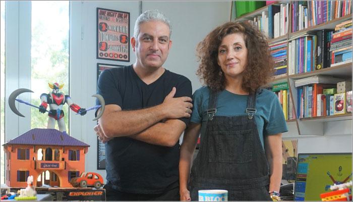 Ayssar Arida, Sabine de Maussion, MakerBrane