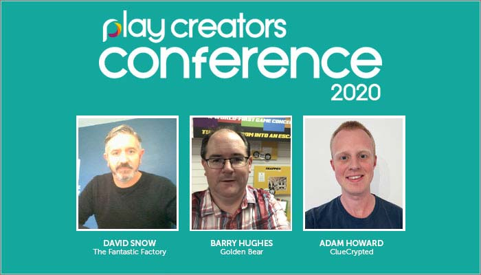 Inside Trapped, Play Creators Conference