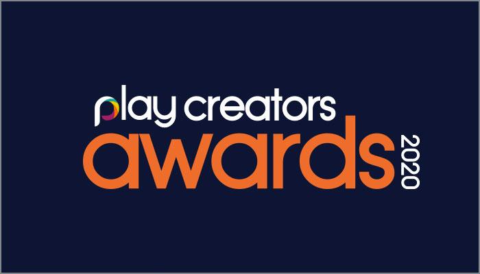 Play Creators Awards 2020