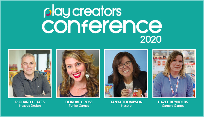 Play Creators Conference, Game Invention