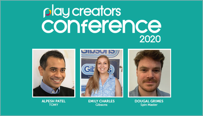 The Perfect Pitch, Play Creators Conference