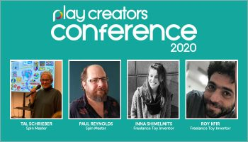 Spin Master, Play Creators Conference