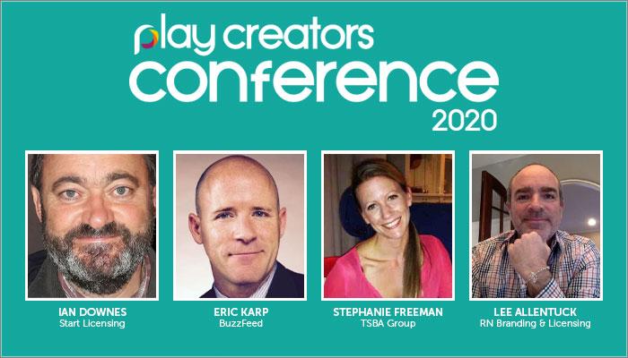 Play Creators Conference, No Characters, No Vehicles, No Problem!