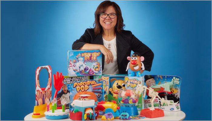 Tanya Thompson, Hasbro Games