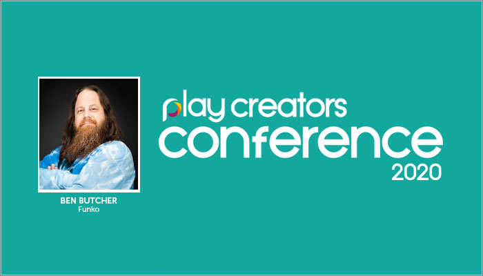 Ben Butcher, Funko - Play Creators Conference