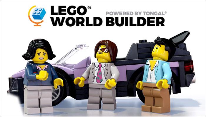 LEGO World Builder