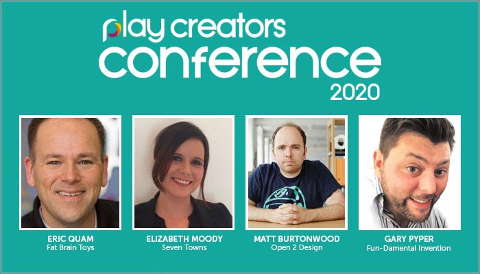 Pitching in Uncertain Times, Play Creators Conference