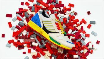 Adidas, LEGO ZX8000 sneaker