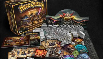 Hero Quest, Hasbro