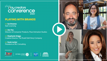 Playing With Brands, Play Creators Conference