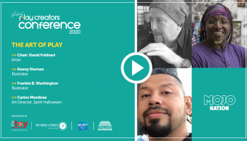The Art of Play, Play Creators Conference