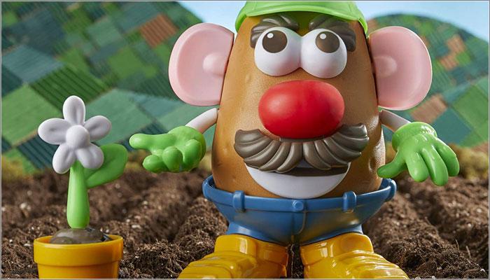 Hasbro, Mr Potato Head