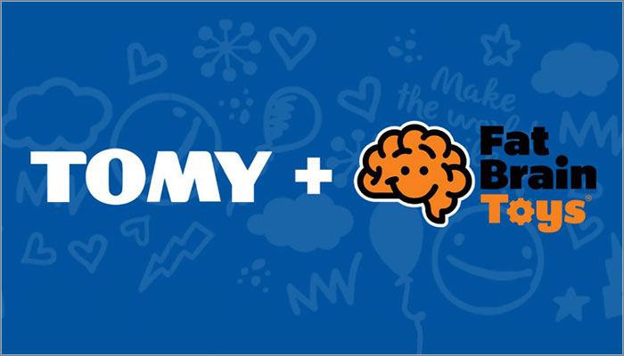 TOMY, Fat Brain Toys