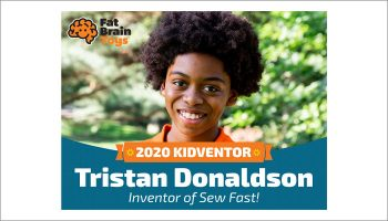 Tristan Donaldson, Fat Brain Toys Kidventor Challenge