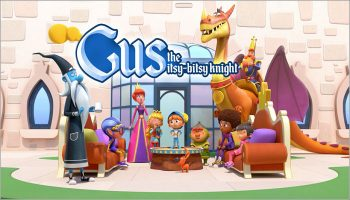 Gus: The Itsy Bitsy Knight