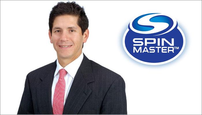 Max Rangel, Spin Master