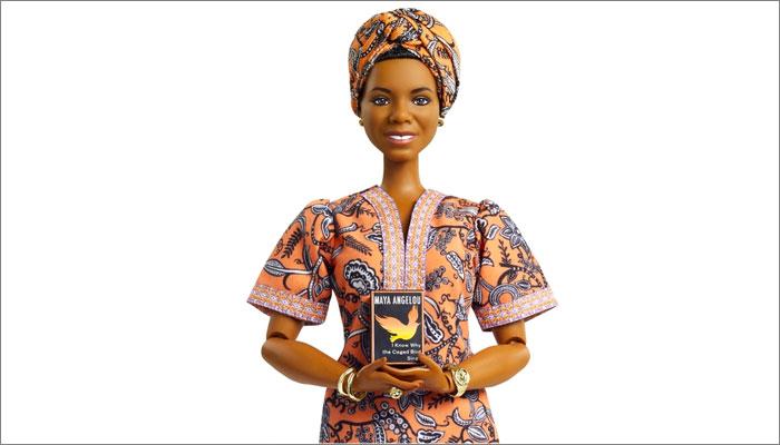 Dr Maya Angelou, Mattel