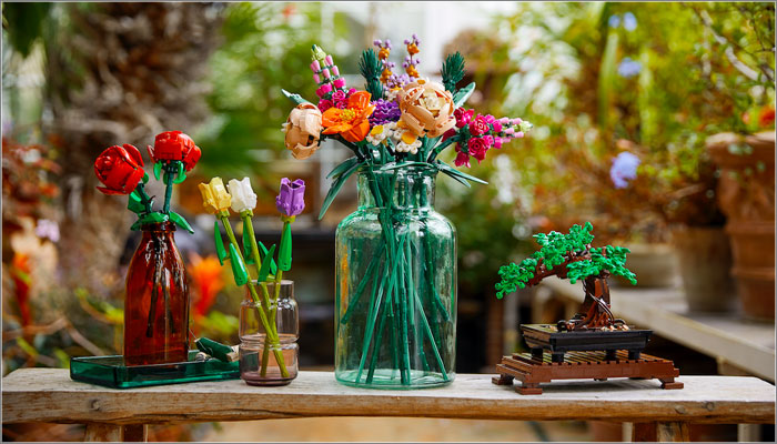 Lego Debuts Botanical Collection Designed To Help Adults Switch Off And Relax Mojo Nation