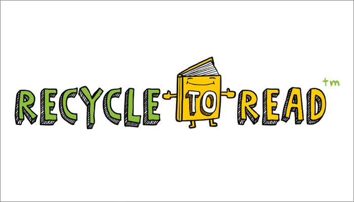 Recycle to Read, Products of Change