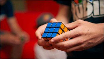 Rubik's Cube movie