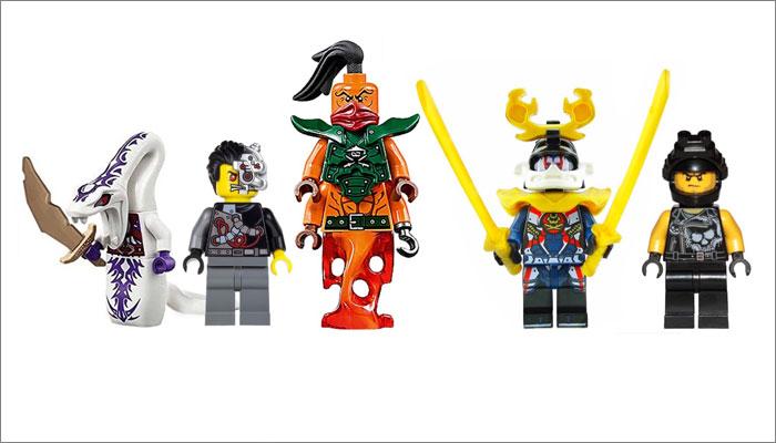 Michael Svane, LEGO NINJAGO