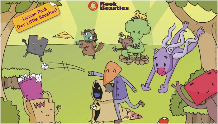 Book of Beasties