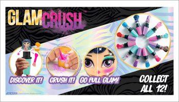 GlamCrush, Jazwares