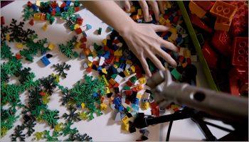 LEGO, White Noise playlist