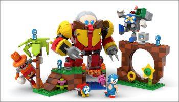 Sonic the Hedgehog, LEGO
