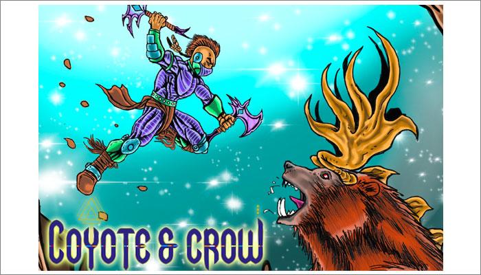 Connor Alexander, Coyote & Crow