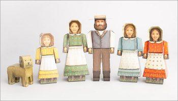 Little House on the Prairie, Cūbles