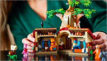 Winnie the Pooh, LEGO