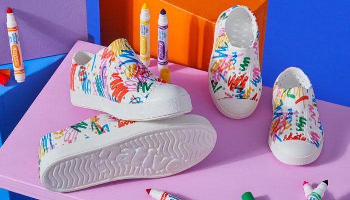 Crayola, Native Shoes