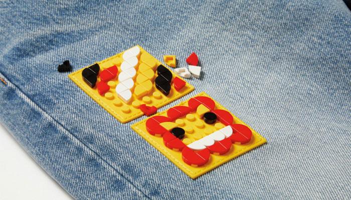 Emily Jacobs, LEGO