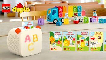 Yoto, AMEET Publishing, LEGO DUPLO