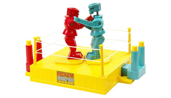 Mattel Films, Vin Diesel, Rock 'Em Sock 'Em Robots movie