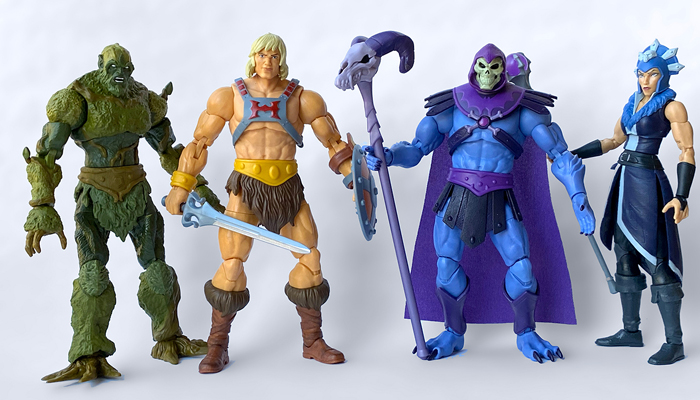 Mattel, Masters of the Universe