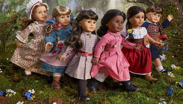 Mattel, American Girl