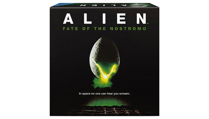 Scott Rogers, Cassidy Werner, Alien