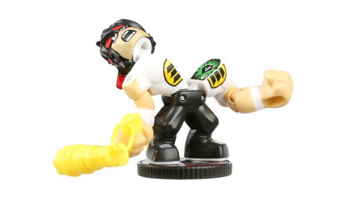 Akedo: Ultimate Arcade Warriors