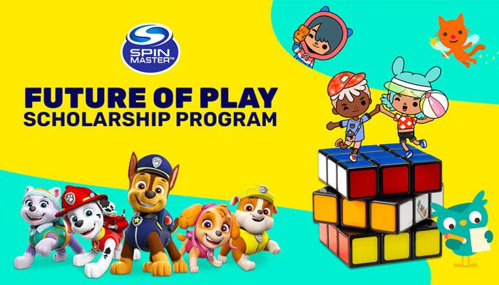 Spin Master, Play Scholarship program