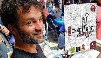 Johannes Sich, MicroMacro: Crime City