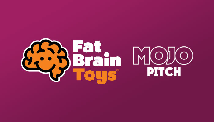 Fat Brain Toys, Mojo Pitch, Play Creators Festival