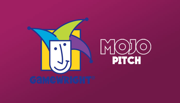 Gamewright, Mojo Pitch, Play Creators Festival